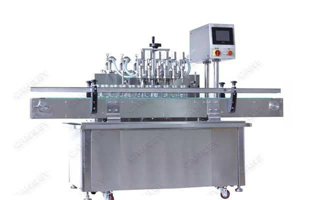 Automatic Disinfectant Liquid Linear Filling Machine Price