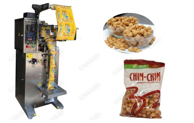 Automatic Chin Chin Filling Sealing Machine For Sale