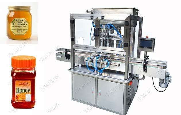 Automatic Honey Bottle Filling Machine Manufacturer