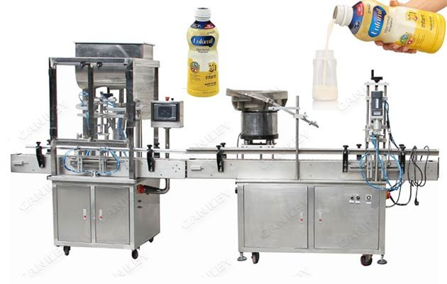 Automatic Milk Bottle Filling Machine Manufaturer