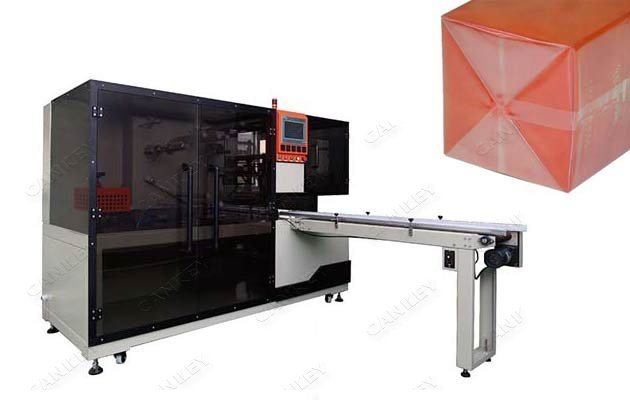 Cosmetic Box Wrapping Machine Cellophane Wrapping Machine LGBZ-400A