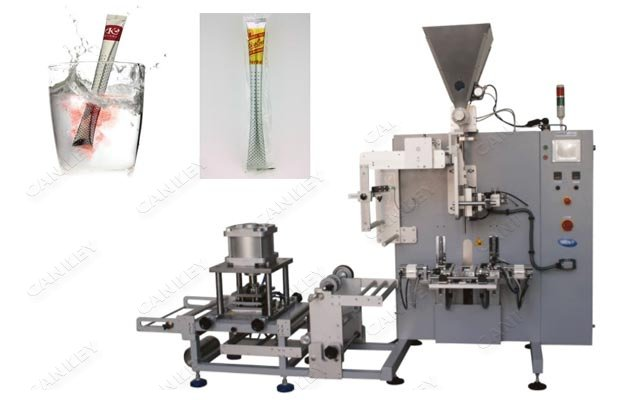 Stick Tea Bag With Holes Packaging Machine Manufacturer
