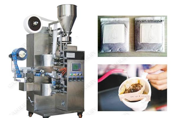 Hanging Ear Type Drip Coffee Bag Packaging Machine Price