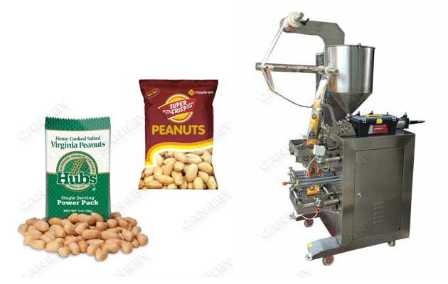<strong>Cost-effective Peanut Granule Packaging Machine Price</strong>