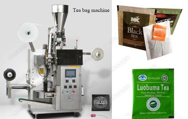 <strong>Intelligent Loose Tea Bag Packaging Machine With Tag And String</strong>