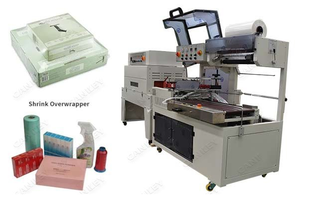 Automatic Books Shrink Packaging Machine|Notebook Heat Shrink Wrapp Machine