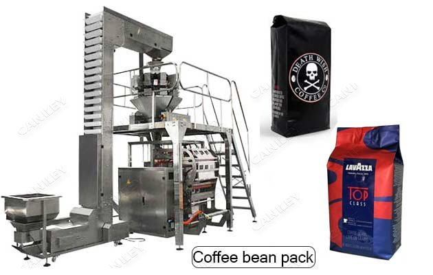 Automatic Coffee Beans Weighing Packaging Machine Supplier