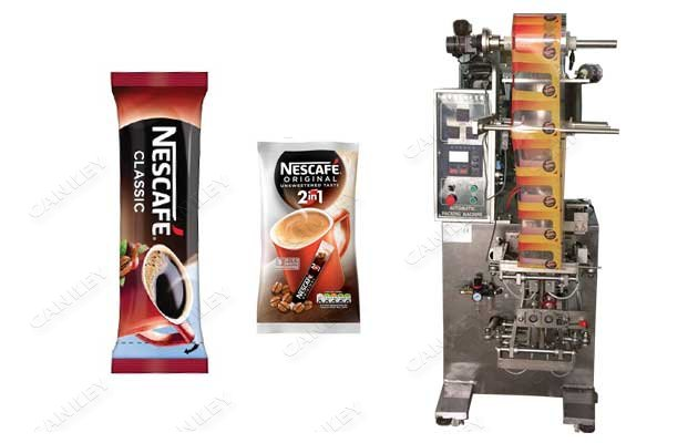 CKLF-350 Vertial Coffee Tea Powder Sachet Packing Machine