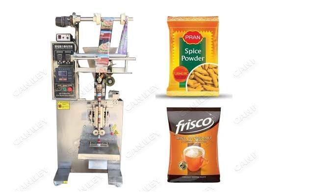 Spice Chili Masala Turmeric Powder Sachet Packaging Machine CKLF-500