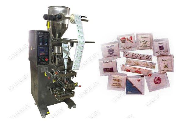 Vetrical Sugar Salt Sachet Packing Machine For Sale