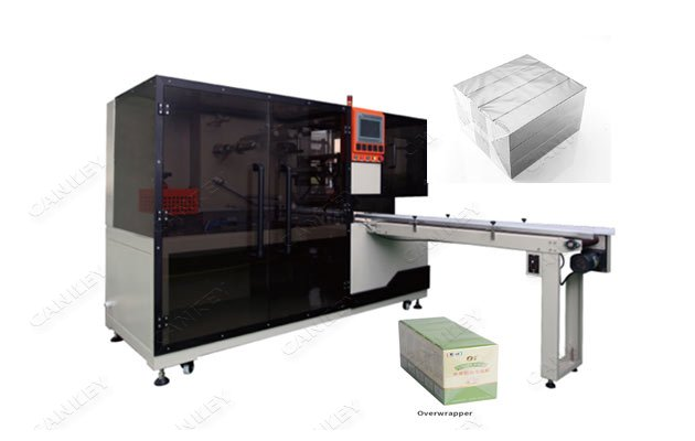 Box Cellophane Packaging Machine Supplier