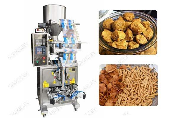 Automatic Kuli Kuli Packing Machine|Granules Dal Packaging Machine