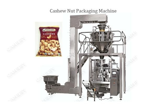 Cashew Nuts Weighting Packaging Machine Customized Packing Solution