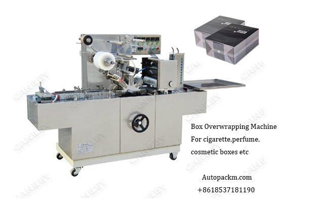 BTB-300A Automatic BOPP Film Cellophane Wrapping Machine