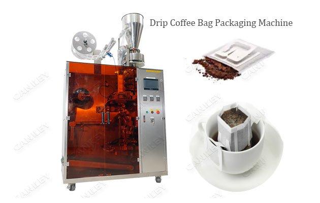 Hanging Ear Type Drip Coffee Bag Packaging Machine Price