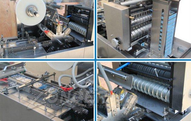 Cellophane Packing Machine