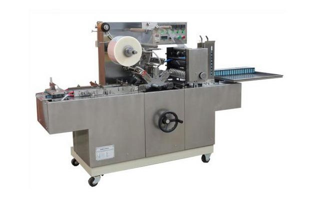 Automatic Cellophane Packaging Machine