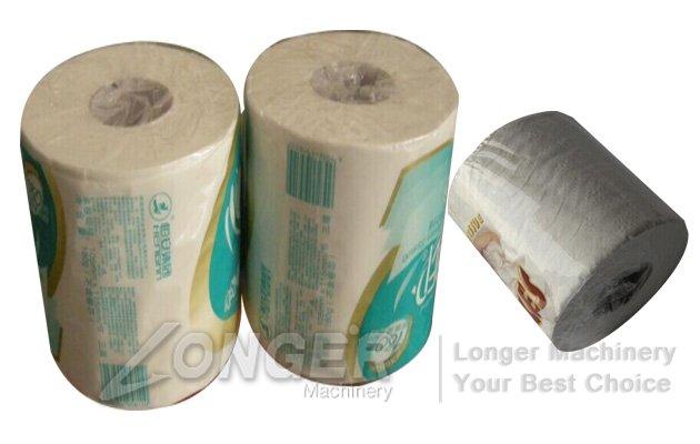 Toilet Tissue Packaging Machine