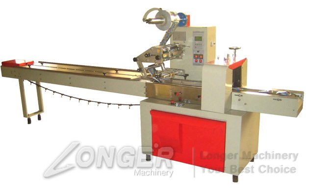 LG-450 Ice Lolly Packing Machine