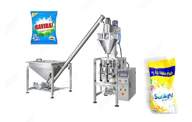 powder soap packaging machine