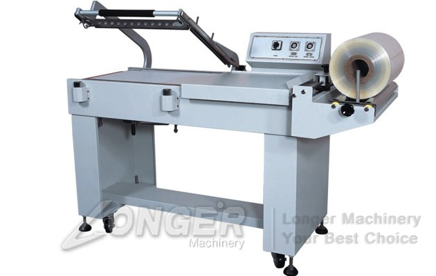 film shrink wrapping machine