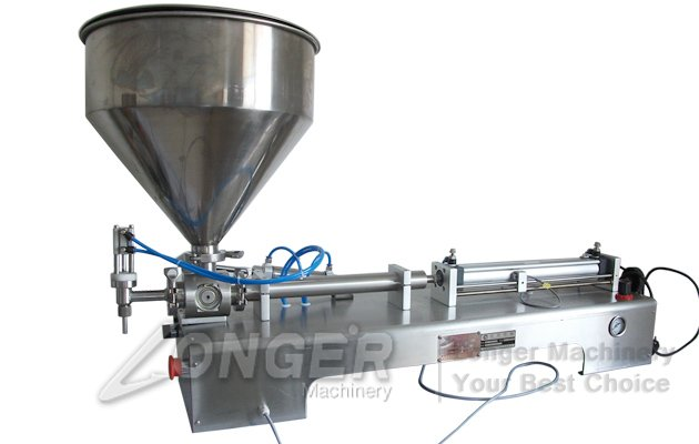 Peanut Butter Filling Packing Machine