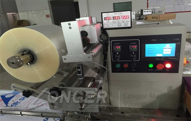 instant noodle pillow type packing machine