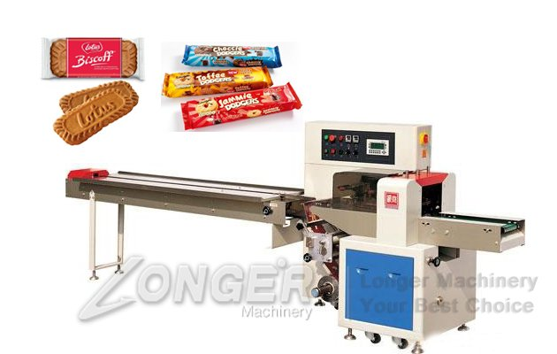 Packaging Machine for Biscuit