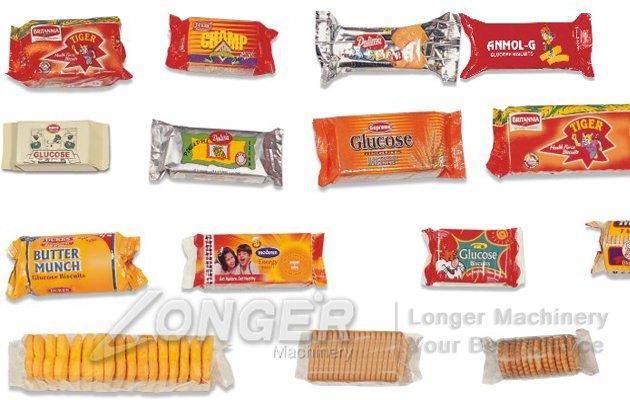 Biscuit Cookie Bread Packaging