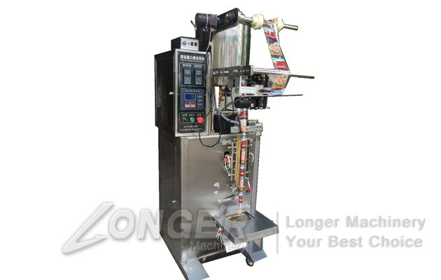 Ice Lolly Stick Filling Machine