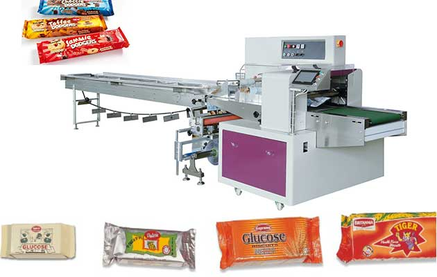 Nut Bar Packing Machine