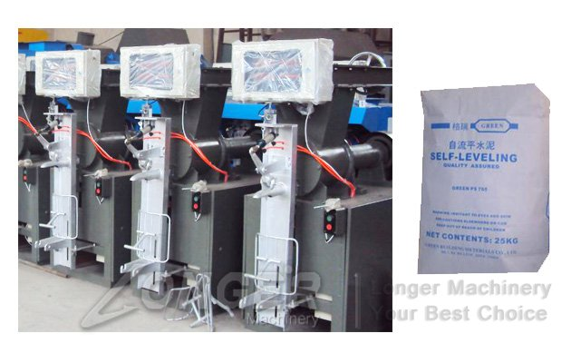 Single Mouth Packing Machine
