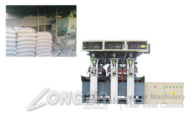 cement packing unit