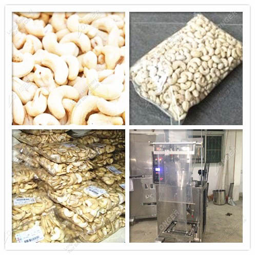cashew packing machine