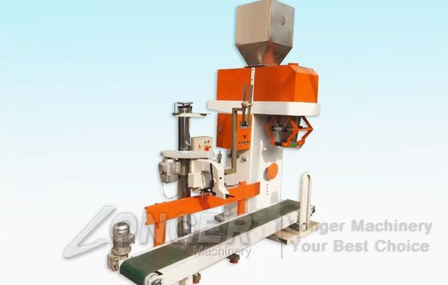 cassava starch packing machine