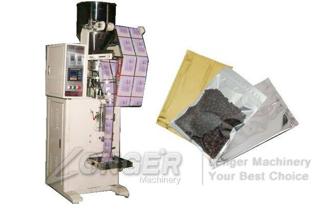 Granule beans packaging machine