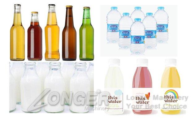 bottle juice machine