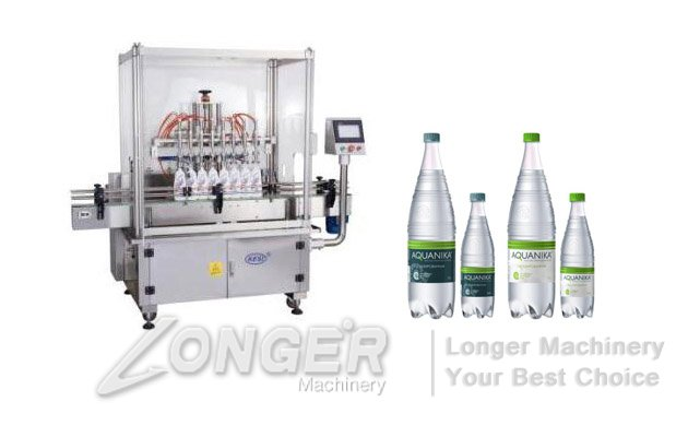 mineral bottle water machine