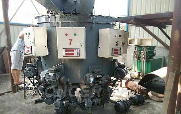 Bag Filling Machine for lime