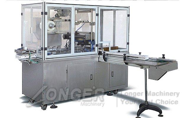 wrapping machine for 10 boxs machine