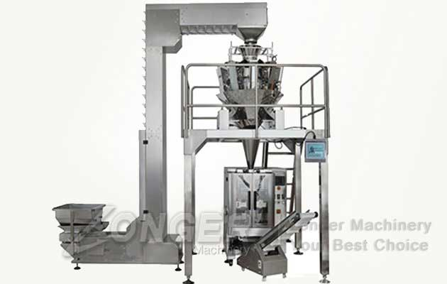 full automatic candy packing machine