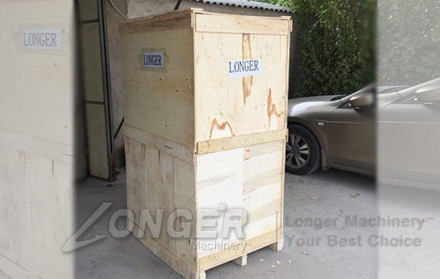flavoring powder packing machine