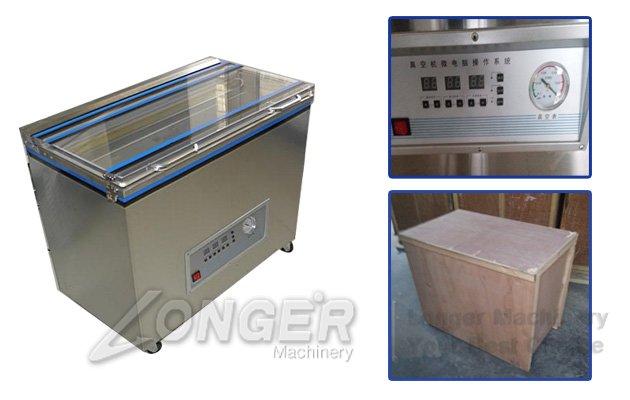 meat vacuum packing machine price