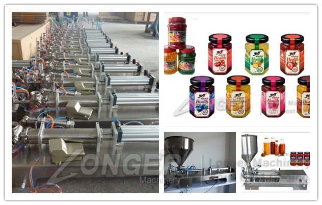 pepper jelly packaging machine