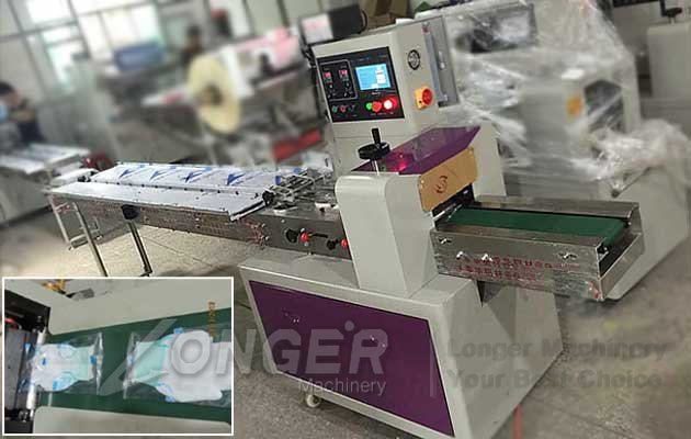 surgical gloves pcking machine