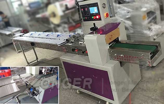 automatic glove packing machine