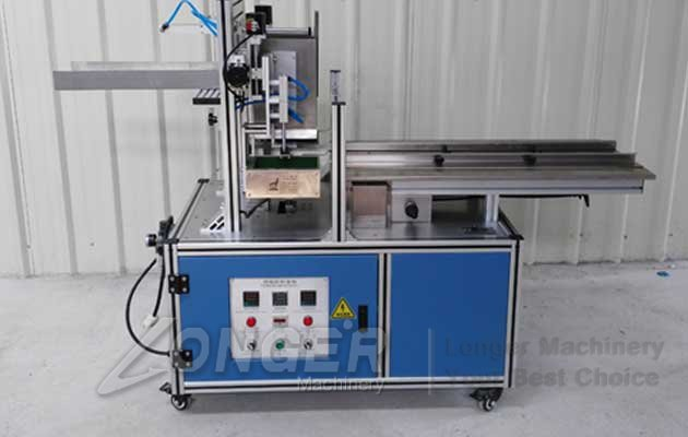 carton sealing packaging machine