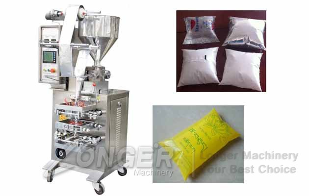 vinegar sachet packaging machine