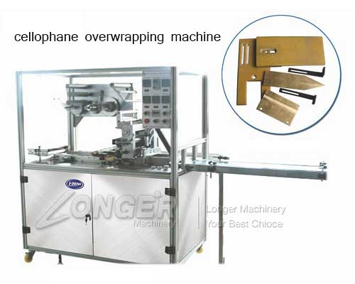 cellophane overrwpping machine