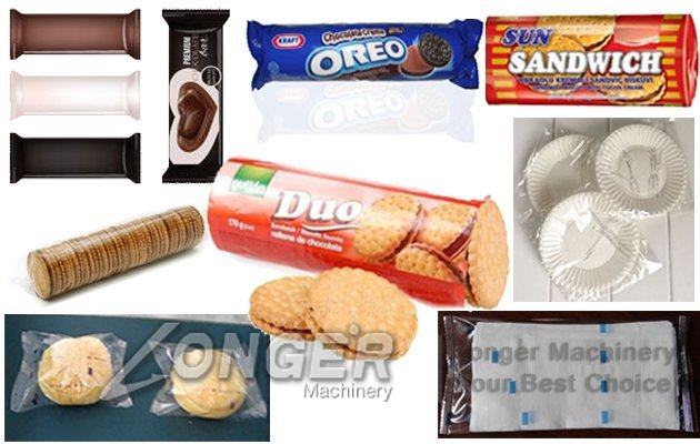 automated packing systems for biscuits